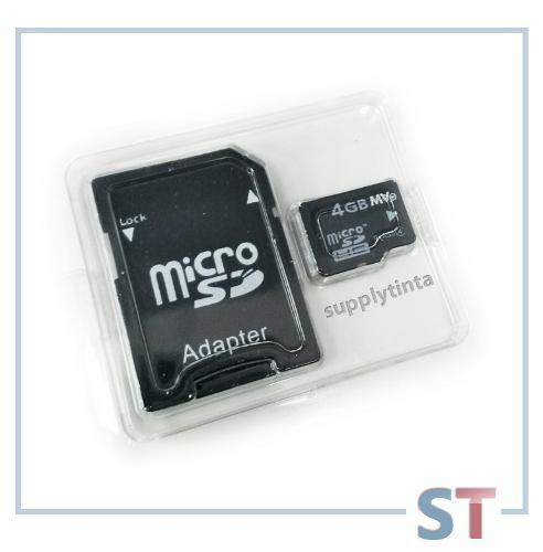 Memoria Micro Sd 4gb | Markvision | C/adaptador