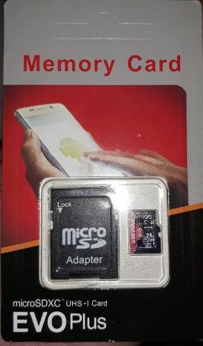 Memoria Micro Sd Evo Plus De 128gb Class 10