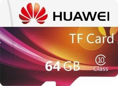 Memoria Micro Sd Hc Huawei 64 Gb Clase 10 Nueva 14verdes