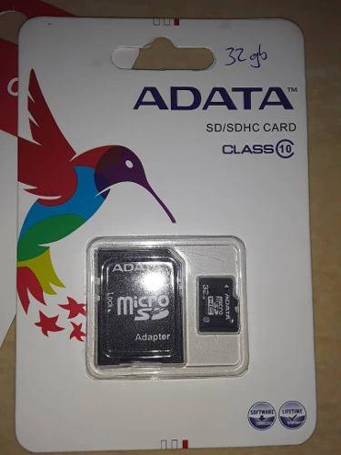 Memoria Sd Micro Sd De 32 Gb Evo + Remate Nuevas