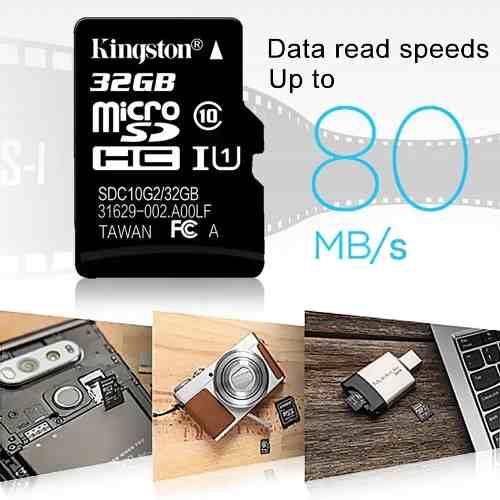Micro Memoria Sd 32gb