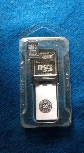 Tarjeta Micro Sd De 32gb Kingston