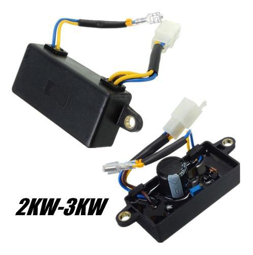 Avr Regulador De Voltaje Para Planta Electrica 2kw-3kw