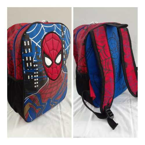 Bolso Morral Spiderman Capitan America