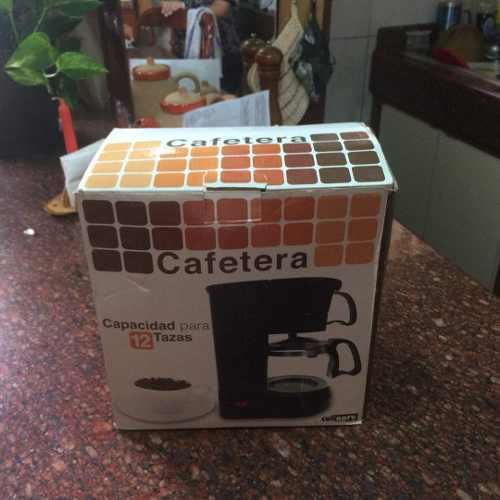 Cafetera Eléctrica Culinary 12 Tazas