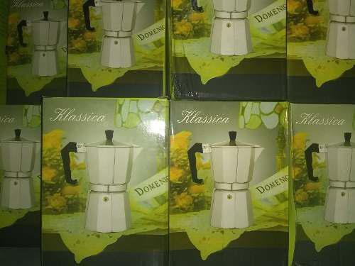 Cafetera Greca Klassica 3 Taza