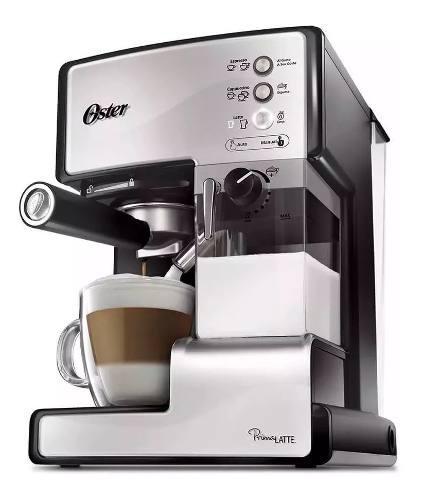 Cafetera Oster, Expresso, Latte Y Cappuccino, Prima Latte