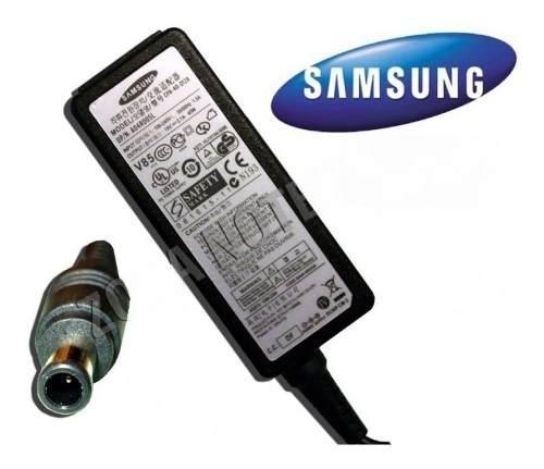 Cargador Laptop Adaptador Samsung 19v Tipo Aguja