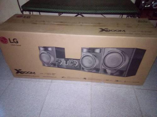 Equipo De Sonido Lg Xboom