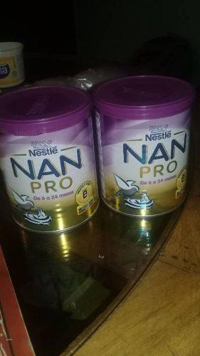 Formula Nan Pro De 6 A 24 Meses