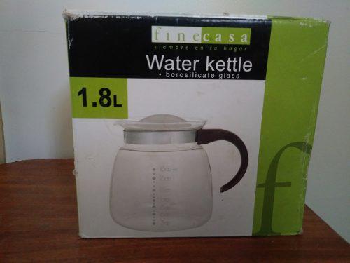 Jarra Para Cafetera Eléctrica Water Kettle 18 Tazas Aprox.
