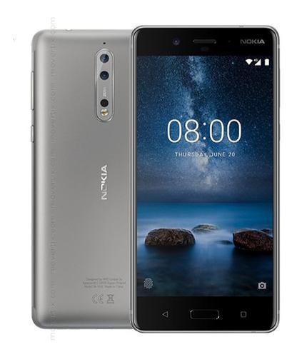 Nokia 8 Android Snapdragon 835 4 Ram 64 Interno Dualsim Lte