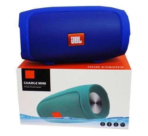 Corneta Portatil Jbl Charge Mini Bluetooth Mp3 Waterproof