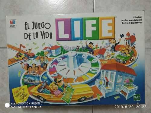 El Juego De La Vida Life