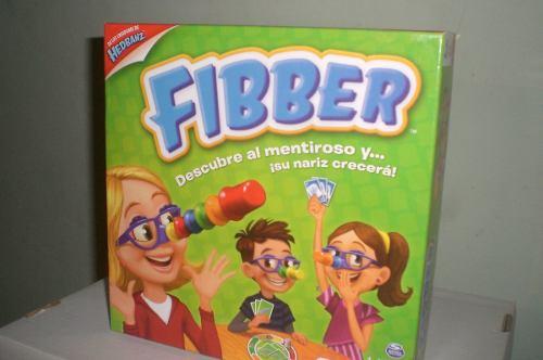 Fibber De Kreisel Juego De Mesa Nuevo