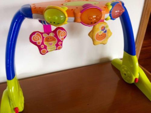 Gimnasio Para Bebé 2 En 1 Playskool Y Juguete Fisher Price