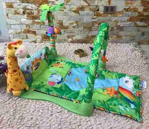 Gimnasio Para Bebé Fisher Price Rainforest