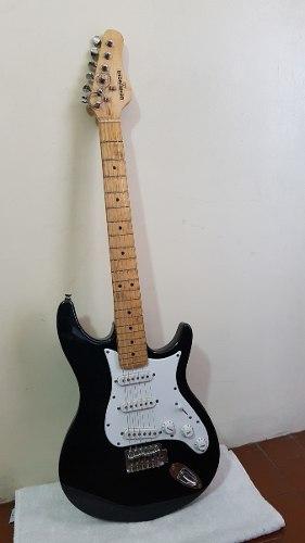 Guitarra Electrica Behringer+estuche 80vrds
