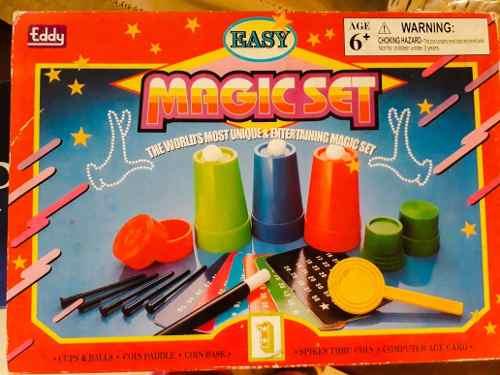 Juego De Magia Para Niños