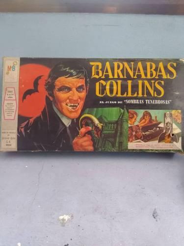 Juego De Mesa Vintage Barnabas Collins De  Con Su Caja