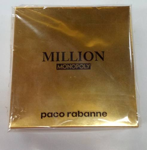 Juego De Monopolio Dorado