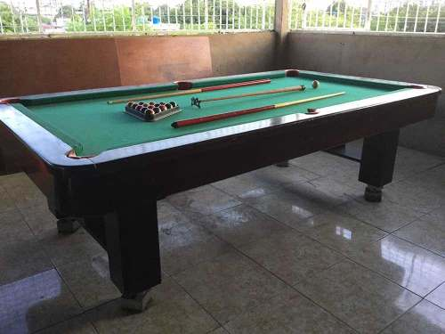 Mesa De Pool En Perfecto Estado....