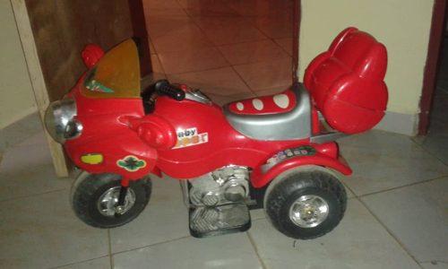 Moto De Pila De Juguete