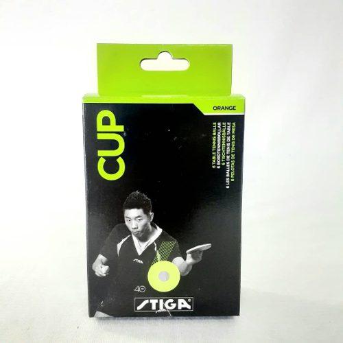 Pelotas Tenis De Mesa Stiga Cup X6