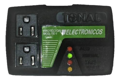 Protector Voltaje Tonal Tev Electronicos Tv Audio Micro