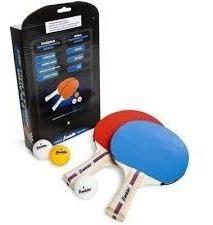 Set De Raquetas De Ping Pong - Tennis De Mesa