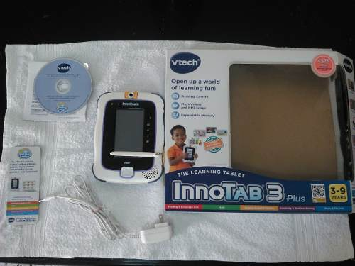 Tablet Infantil Innotab 3 Plus Vtech