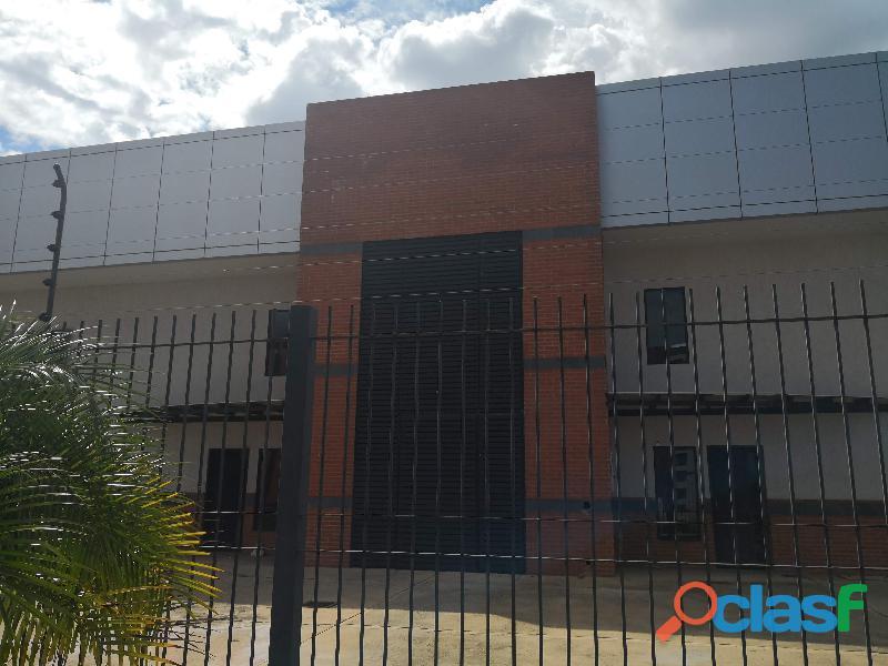 Venta de Galpón Industrial en Puerto Ordáz Los Samanes
