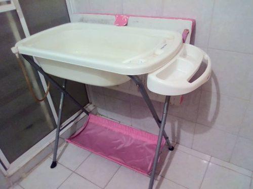 Bañera Para Bebes Marca Happy Baby Para Niñas