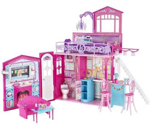 Barbie Casa De Vacaciones Glam