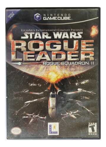 Star Wars Rogue Leader Rogue Squadron Ii Gamecube