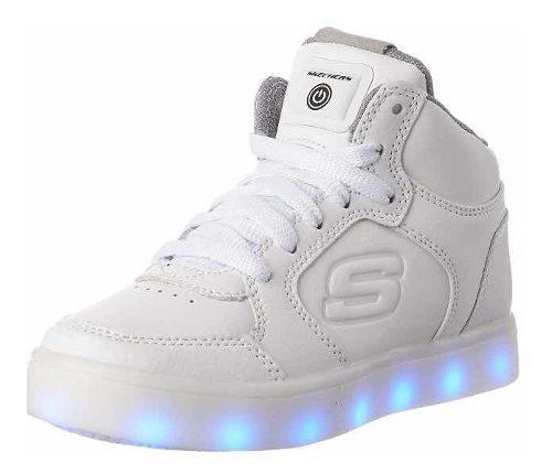 Zapatos Con Luces Skechers Energy Lights Talla 36,5