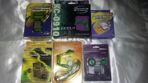 Accesorios De Game Boy Colors
