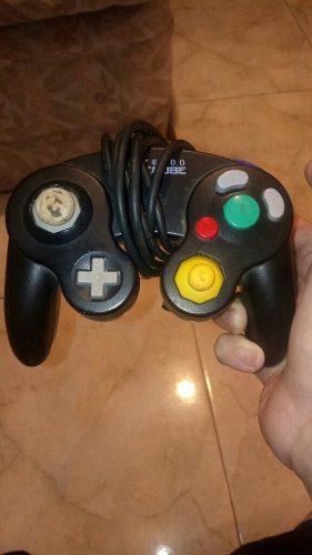 Control De Gamecube Negro