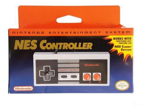Control Nintendo Nes Classic Original