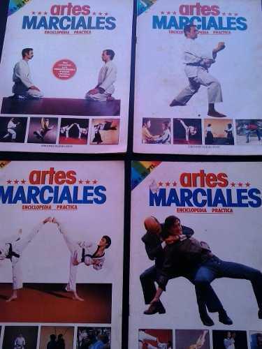 Cuatro Revistas Artes Marciales-enciclopedia Práctica 1981