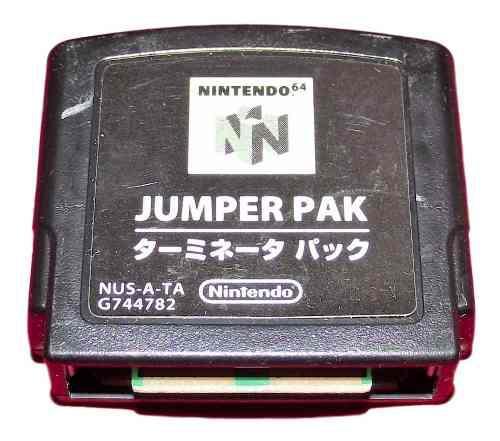 Excelente Jumper Pack Original Para Consola Nintendo 64