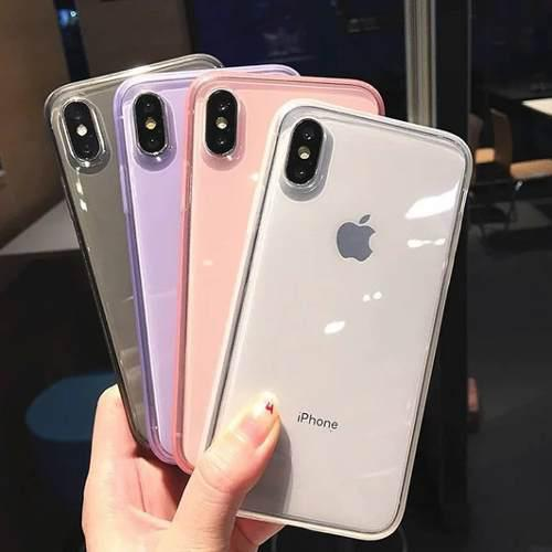 Forro Candycase iPhone 6 6s 7 8 Plus X Xs Xr Xs Max (5)