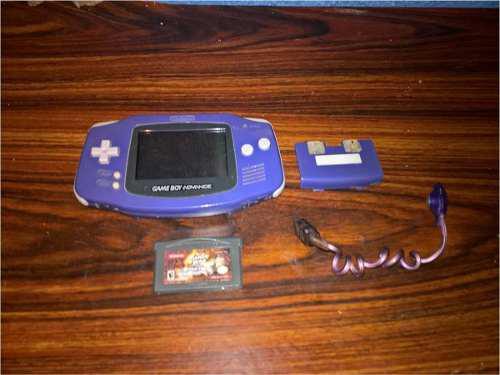 Game Boy Advance Consola + Juego Original