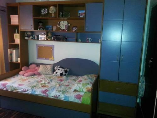 Juego De Cuarto Duplex Con Closet