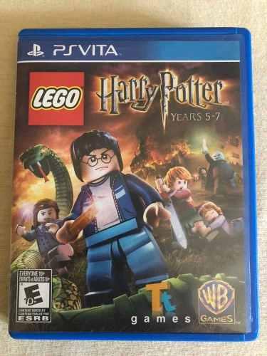 Juego Ps Vita Lego Harry Potter