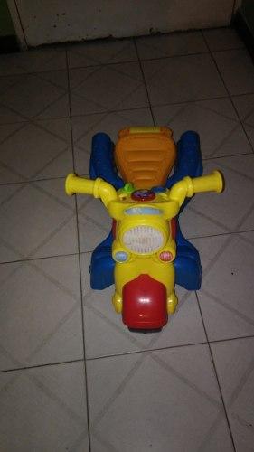 Moto Andadera Playskool 2 En 1