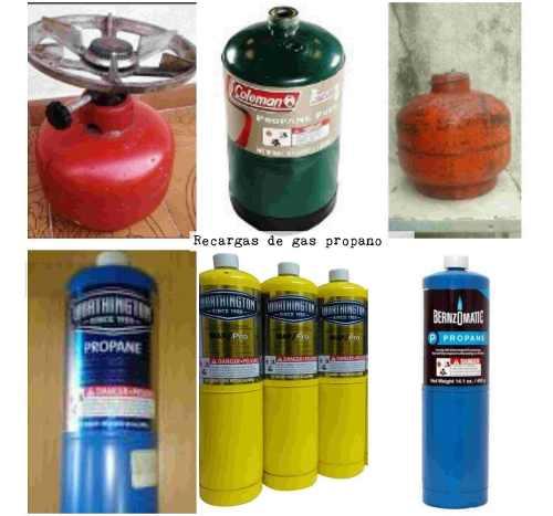 Recargas De Gas Propano Rexaicas