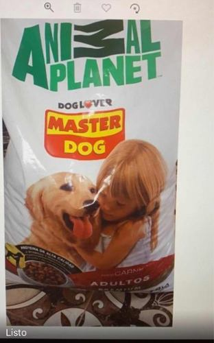 Alimento Para Perros Animal Planet 18 Kilos