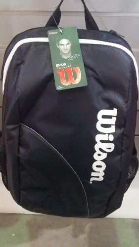 Bolso De Tenis Wilson Original Con Envio Gratis