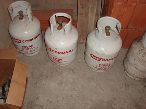 Bombona De Gas Domesticos Llena De 10 Kilos (presion) Oferta